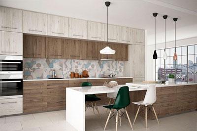 muebles cocina syncron