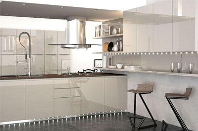 muebles de cocina luxe