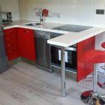 instalar cocina moderna asturias