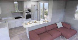 Diseño de Cocina en Asturias