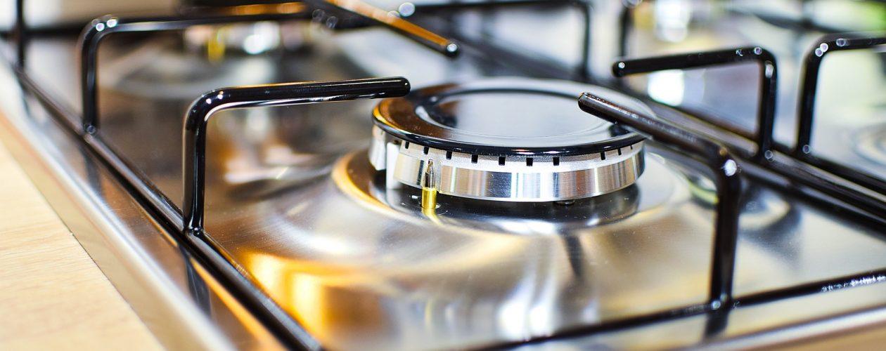 El espacio en cocinas pequeñas