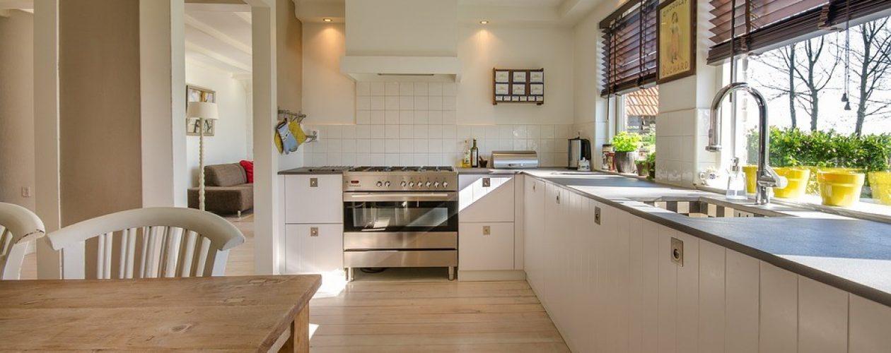 Cocinas en Gijón lineales para optimizar el espacio